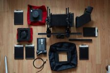 Cambo 4x5 Large Format View Film Camera *Full Kit*