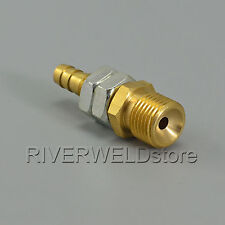 TIG torch fitting M16*1.5 Gas Nipple Φ 8mm Welding Fitting Connector
