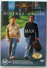 DVD...RAIN MAN…M15+…Dustin Hoffman…Region 4 PAL...New but not sealed
