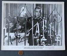 Oscar Winner Anthony Quinn signed/autographed 1964 Behold A Pale Horse photo!