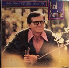 RED SOVINE: The Best of the Best  (CD,1991,Federal)  Colorado Cool-Aid, 11 more