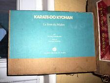 Funakoshi GichinKARATE-DO KYOHAN. Le Livre Du Maître.  France Shotokan