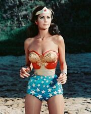 "LYNDA CARTER AS WONDER WOMAN FROM W Poster Print 24x20"" fine image 235424"