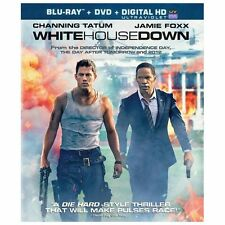 White House Down Blu-ray/DVD 2013 2-Disc Set Digital Copy UltraViolet NEW