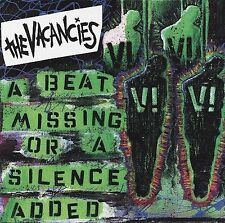 Beat Missing Or a Silence Added Vacancies MUSIC CD