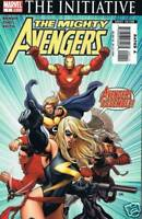 Mighty Avengers #1 Comic Book - Marvel