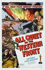 All Quiet On The Western Front Movie Poster 24x36