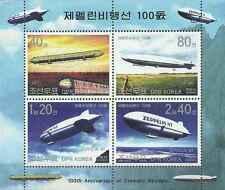 Timbres Dirigeables Corée BF411 ** année 2002 lot 17675