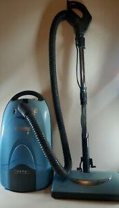 Kenmore 116 Canister Vacuum w/ Power Mate Whisper Belt 360 Swivel HEPA Filter