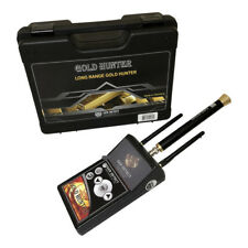 GER DETECT GOLD HUNTER Geolocator - Professional Long Range Detector - Gold
