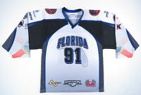US Roller Hockey Championships 2013 State Wars Florida Pro Joy #91 Mens Jersey