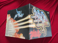 ATOMIC ROOSTER nice and greasy Green Brain 1973  Vinyl:mint-/ Cover:very good
