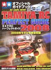 Tamiya RC Perfect Guide 2008 Official Japanese Guide Book