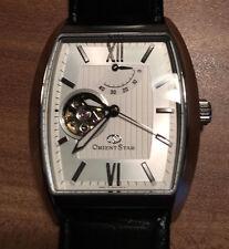 ORIENT STAR Tonneau Automatic Uhk Herren Armbanduhr Skelettuhr WZ0121DA DAAA004W