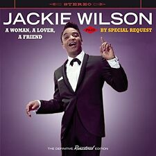 Jackie Wilson - Woman a Lover a Friend + By Special Request [New CD] Spain - Imp