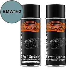 Motorradlack Spraydosen Set BMW Motorrad BMW162 Opal Blau Metallic