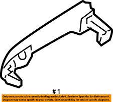 FORD OEM-Outside Exterior Door Handle 7T4Z7822404BBPTM