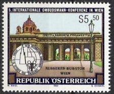 Österreich Nr.2076 ** Ombudsmann-Konferenz 1992