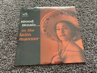 SEALED MOOD MUSIC In Latin Manner CHUCO FERRER Sexy Cheesecake Cover RCA STEREO