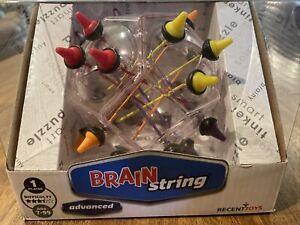 Brainteasers BRAIN STRING Advanced 3D Puzzle, RECENT TOYS Strings Knots