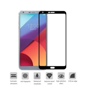 For LG G6 Tempered Glass Screen Protector hard protective film 3D Full Cover H9