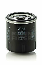 Oil Filter fits AIXAM A721 0.4D Z402 Mann Genuine Top Quality Guaranteed New