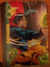 DC Overpower Haymaker (Superman) Basic Universe X2 NrMint-Mint Card