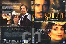 SCARLETT (1994) - John Erman, Joanne Whalley, Timothy Dalton 2 Disc Set  DVD NEW