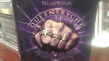 Queensryche Frequency Unknown CD, 2 Discs Deluxe Edition Cold Silent Lucidity