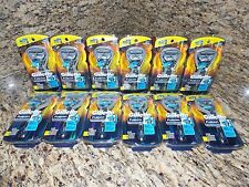 Lot of 12 NEW Gillette Fusion ProShield Chill Men's Razors with 24 cartridges