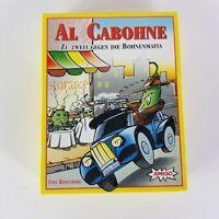 Al Cabohne Card Game By  Amigo - In German - Version 2.0