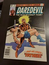 Daredevil #164 (1980) Origin Retold * Newsstand * Black Widow App F. Miller 9.0