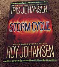 Iris Johansen  Storm Cycle  Hardcover