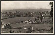 Postcard Nailsea nr Bristol Avon Somerset from Tickenham Hill RP Harvey Barton