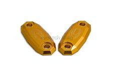 Tappi Fori Specchio Honda CBR600 RR 03-16 Mirror Hole Caps Spiegel teile EVOTECH