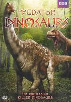 Predator Dinosaurs New DVD