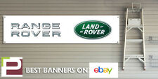 Range Rover Workshop / Garage Banner, Vogue, Sport, V8, Evoque, Overfinch