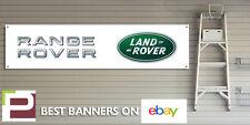 Range Rover Workshop / Garage Banner, Vogue, Sport, V8, Evoque, Overfinch