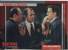 The Sopranos Season 1 Business Is Business Chase Card BL-3