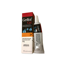 Genteal Gel 0.3% Sterille Lubricant Eye Gel 10g L6