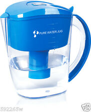 Alkaline Water Filter Jug with one free 7 stage filter. Carbon activated
