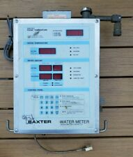Baxter Hobart Sp600W Bakery Microcomputer Controlled Water Dose Meter w/ Probe