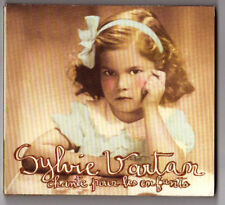 SYLVIE VARTAN. Chante Pour Les Enfants. CD Digipack