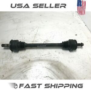 AQ201203 99 - 03 MERCEDES CLK430 REAR LEFT DRIVER SIDE CV AXLE SHAFT OEM