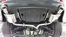 LEXUS 2006-2013 F-SPORT EXHAUST SYSTEM IS250/350 /AWD/RWD PTR04-53091