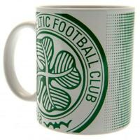Glasgow Celtic FC Mug Cup Ceramic Coffee Tea Gift Official Product