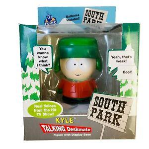 South Park Talking Deskmate  Kyle 1998 - Comedy Central - Vintage