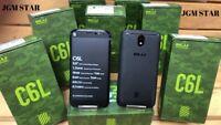 BLU C6L BLACK 5.5 INCH 16GB FACTORY UNLOCKED NEW STYLE