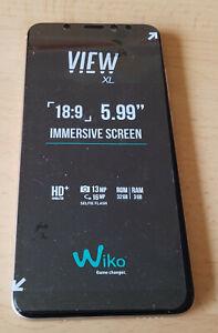 Wiko View XL - 32GB - Gold (Ohne Simlock) Smartphone in OVP DEFEKT