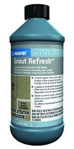 Grout Refresh - Brick Red - 8oz. Bottle